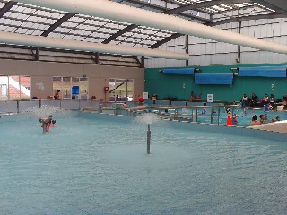 Ashfield aquatic centre Granville swimming pool opening hours