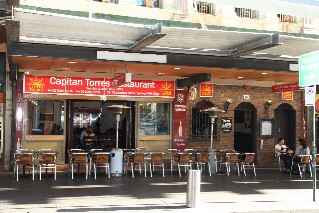 Captain Torres Spanish Restaurant Sydney City CBD