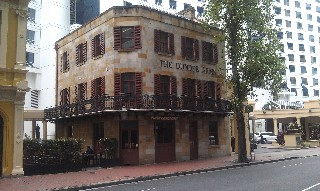 The Dunee Arms pub Sydney city