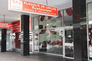 Flavour of Ceylon Indian Sri Lankan Restaurant Parramatta