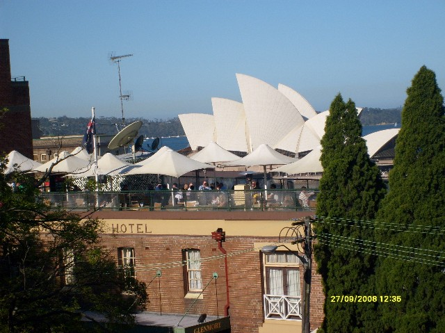 Glenmore Rooftop Hotel Sydney The Rocks