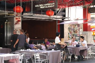 Golden Harbour Chinese Yum Cha Restaurant Sydney Chinatown