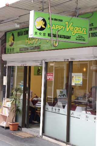Happy Vegan Vegetarian Restaurant