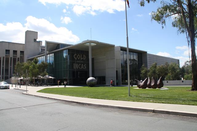 Art Galleries and Museums Canberra