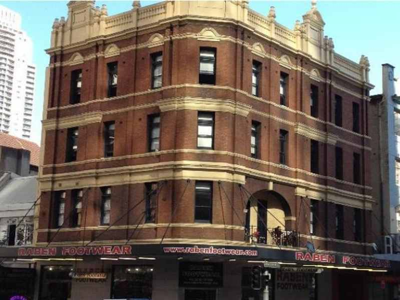 Central Perk Backpackers Hotel walking distance to Sydney Chinatown