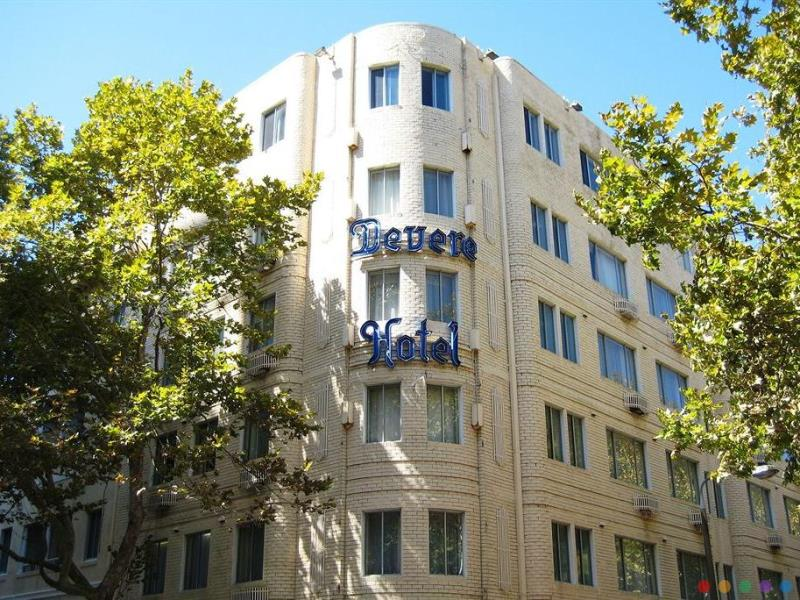 Devere Hotel budget Hotel Kings Cross Sydney