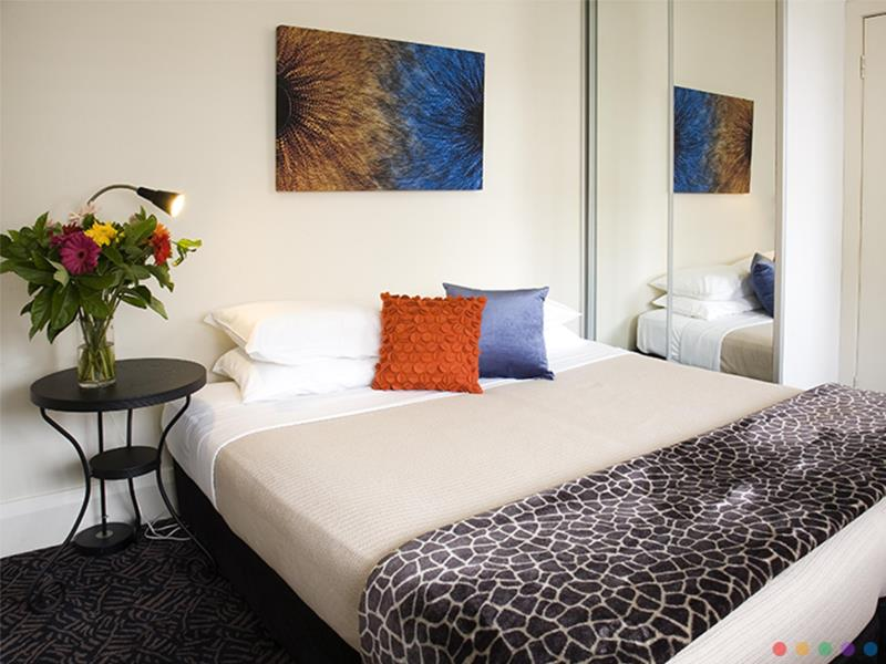 The Maisonette Hotel budget Hotel Kings Cross Sydney
