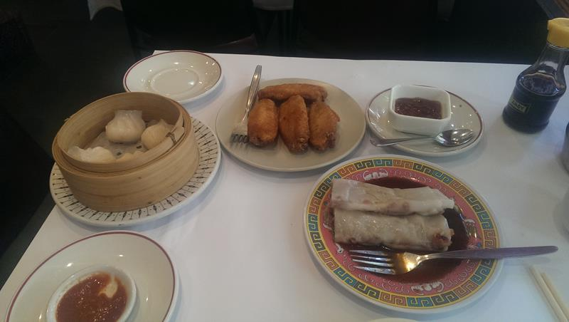 Yum cha at New Tai Yuen Chinese Restaurant Sydney Chinatown