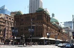 Queen Victoria Building Sydney Shopping Mall