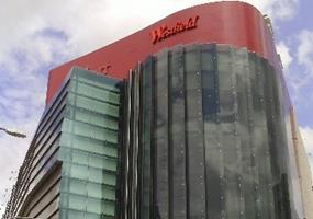 Westfields Parramatta Shopping Mall