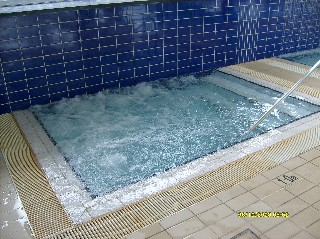 North Sydney Swimming Center Jaccuzi