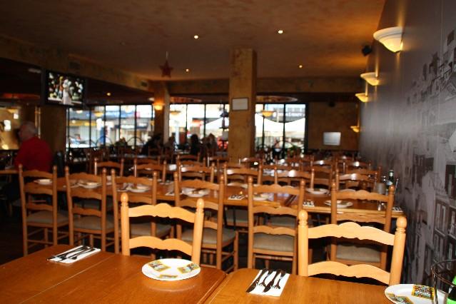 Gluten Free Restaurants Kings Street Wharf
