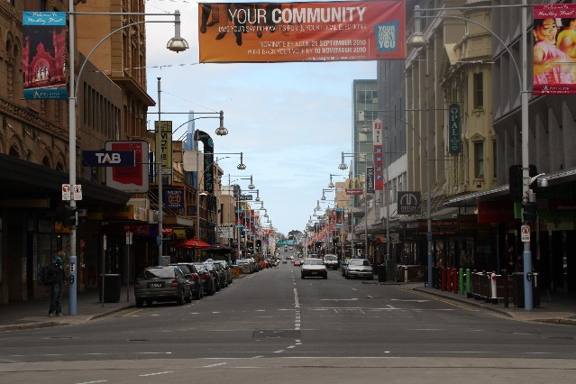 Indian Restaurant Hindley Street Adelaide