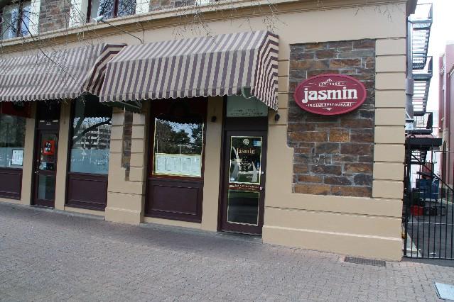 couple jasmine restaurant adelaide