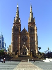 St Mary's Cathedral Sydney city centre