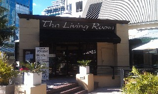 The Living Room Modern Australian Restaurant North Sydney
