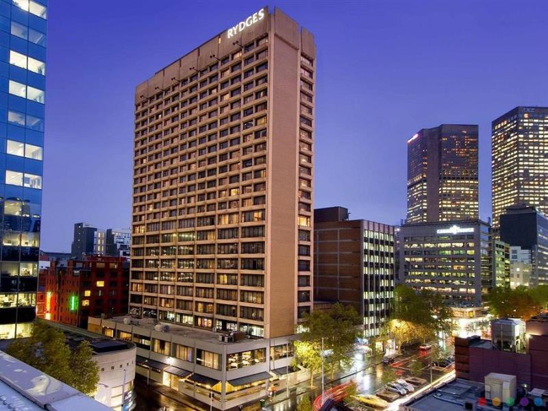 Hotels Near Chinatown Melbourne Cbd Area