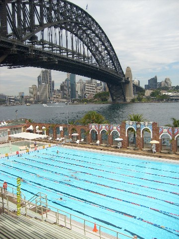 Sydney Public Swimming Pools