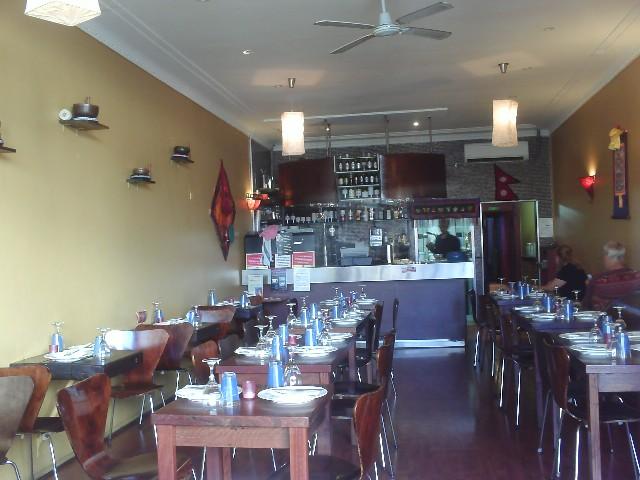 Sherpa Kitchen Newtown Reviews